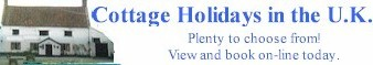 Holiday homes, cottages and holiday property available to rent.