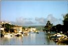 Search for river side cottages to-let in Devon town and country, fishing and boats.