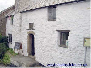 Mary Newmans Cottage Saltash, Cornwall. For further imformation phone 07767 444816