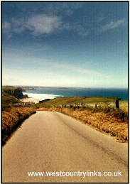 Cornwall, Devon, Somerset and Dorset. Events attractions, hotels campsites and maps.