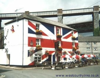 The Union Inn ,Tamar Street ,Saltash, Cornwall.